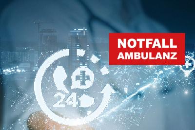 Ambulanzen Klinikum Fünfseenland Gauting