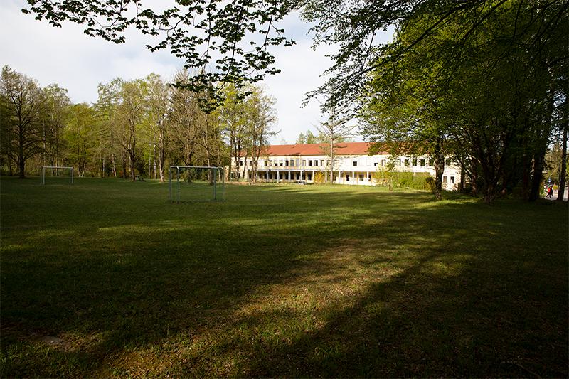 Umgebung Sportplatz