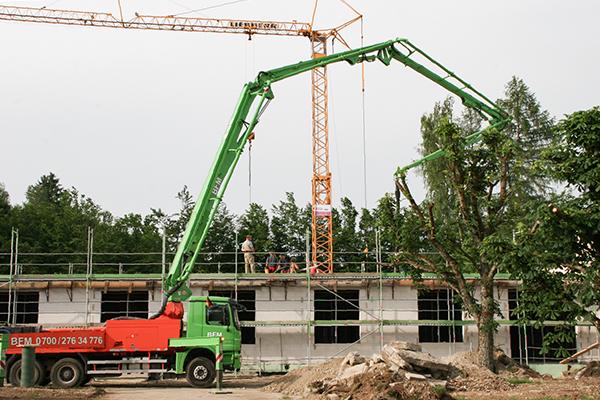 Geschichte Klinikum Fünfseenland 2008